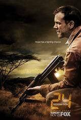 24: Redemption - Poster