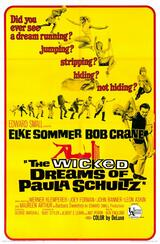 The Wicked Dreams of Paula Schultz - Poster
