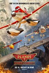 Planes 2 - Immer im Einsatz - Poster
