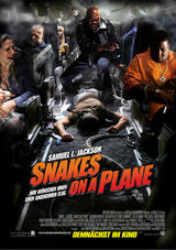 Snakes on a Plane - Poster