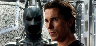 Christian Bale als Bruce Wayne