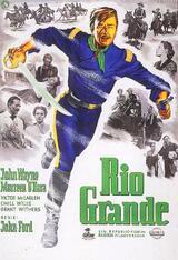 Rio Grande - Poster