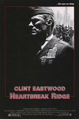 Heartbreak Ridge - Poster