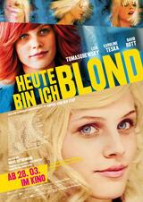 Heute bin ich blond - Poster