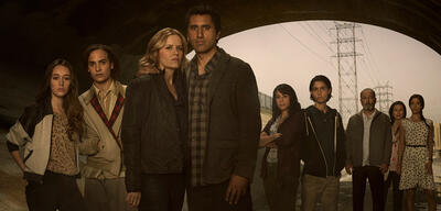 Der Cast von Fear the Walking Dead