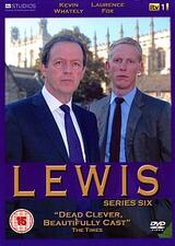 Lewis - Der Oxford-Krimi: Gefangen im Netz - Poster