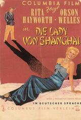 Die Lady von Shanghai - Poster