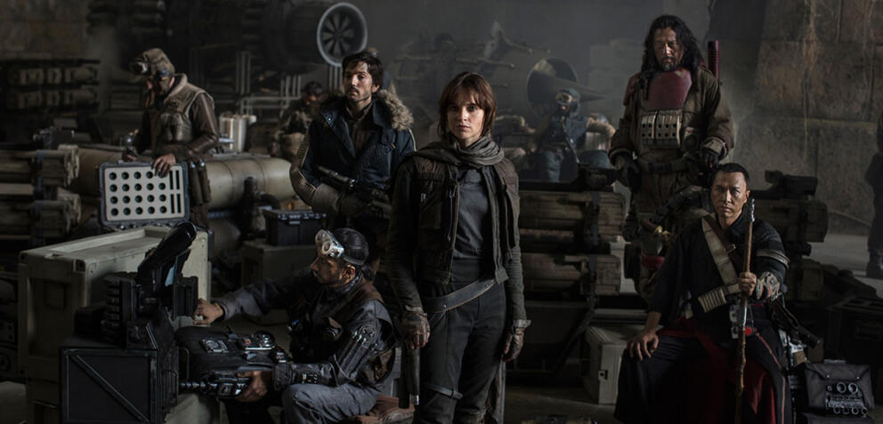 Rogue One - A Star Wars-Story