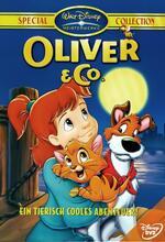 Oliver & Co. Poster