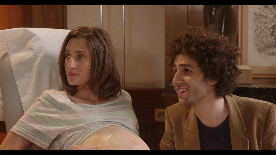 Wie die Mutter, so die Tochter mit Michaël Dichter und Camille Cottin