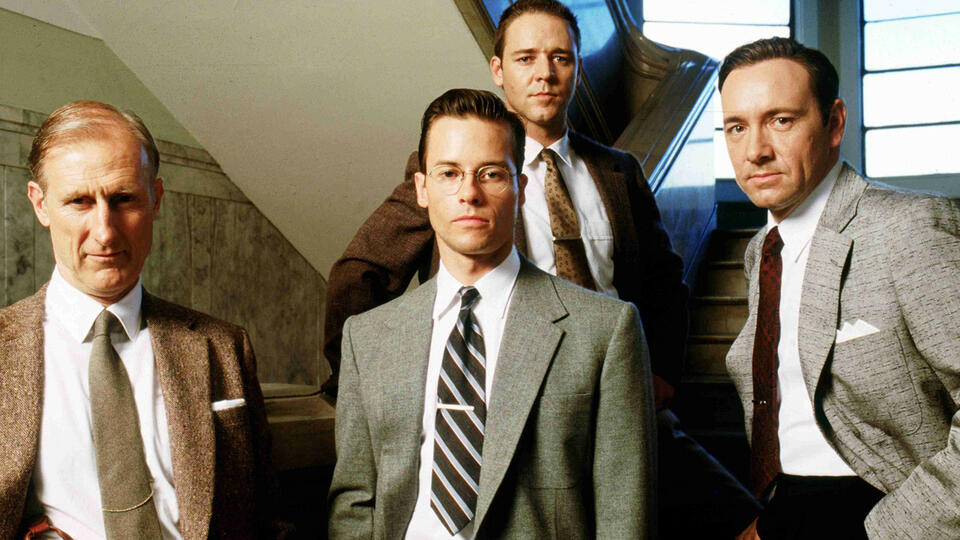 L.A. Confidential mit Guy Pearce