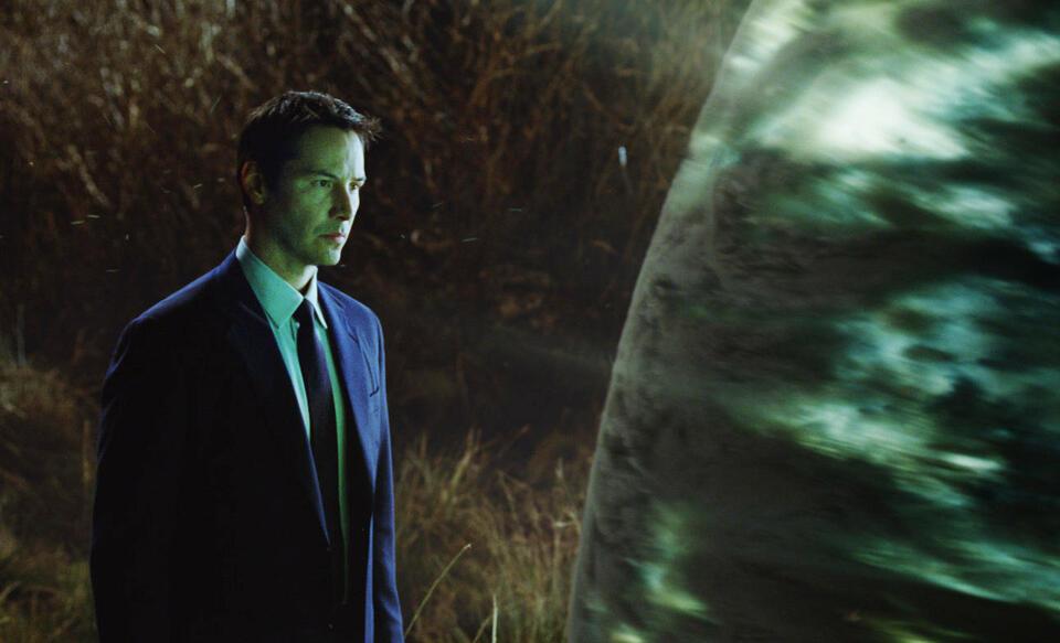 Der Tag, an dem die Erde stillstand mit Keanu Reeves