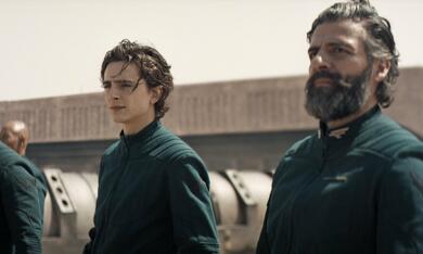 Dune mit Josh Brolin, Oscar Isaac und Timothée Chalamet - Bild 7