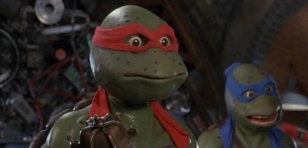 Das waren selbst die Turtles überrascht (Turtles 1990)