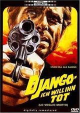 Django - Ich will ihn tot - Poster