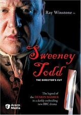 Sweeney Todd - Poster