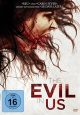 The Evil in Us - Poster
