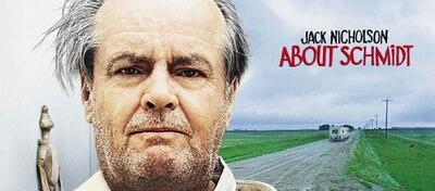 Jack Nicholson sucht einen Sinn im Leben