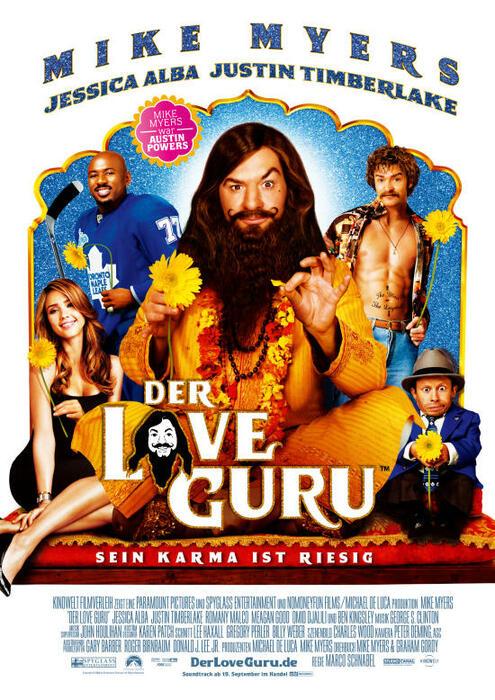 Der Love Guru - Bild 1 von 11