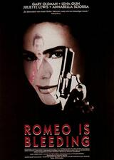 Romeo is Bleeding - Poster