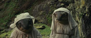 Caretaker in Star Wars 8: Die letzten Jedi