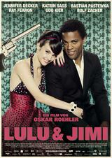 Lulu und Jimi - Poster