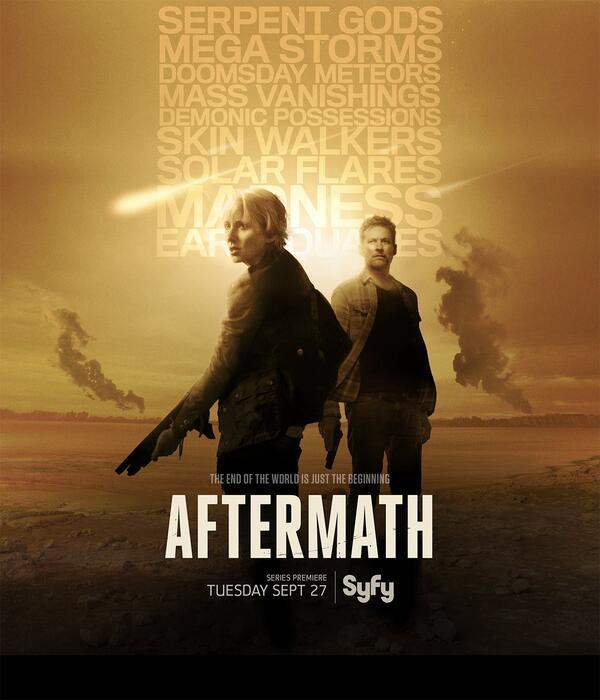 Aftermath, Aftermath Staffel 1