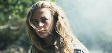 Barbaren: Jeanne Goursaud als Thusnelda