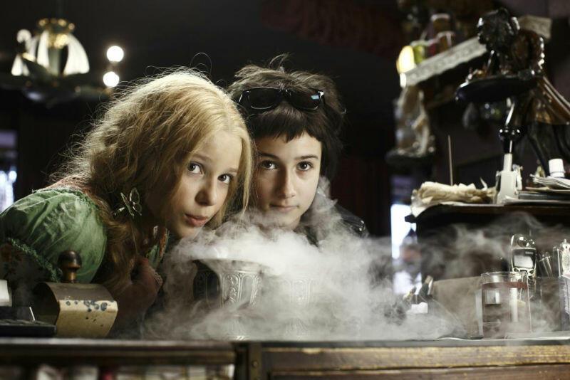 Die Vampirschwestern mit Marta Martin und Laura Antonia Roge