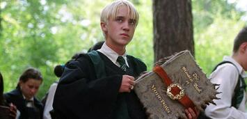 Bild zu:  Tom Felton als Draco Malfoy in Harry Potter und der Gefangene von Askaban