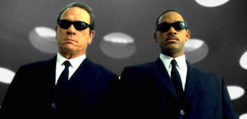 Bild zu:  Men in Black