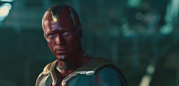 Bild zu:  The Vision in Avengers 2