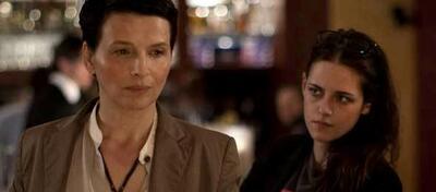 Juliette Binoche und Kristen Stewart in Clouds of Sils Maria