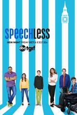 Speechless - Staffel 3 - Poster