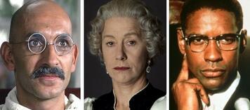 Ben Kingsley / Helen Mirren / Denzel Washington