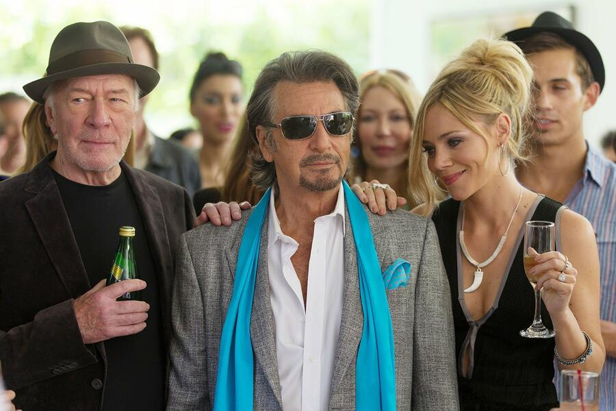 Mr. Collins' zweiter Frühling mit Al Pacino und Christopher Plummer