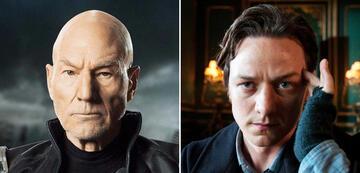 X-Men: Professor X alt und jung
