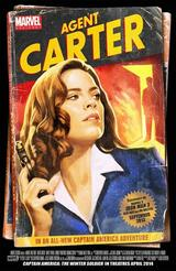 Marvel One-Shot: Agent Carter - Poster