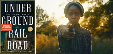 The Underground Railroad: Buch und Verfilmung