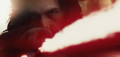 Nicht der Insider: Kylo Ren in Star Wars: Episode 8 - Die letzten Jedi