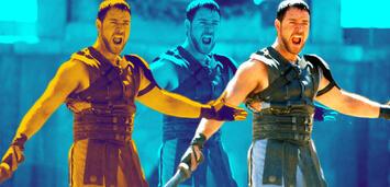 Bild zu:  Gladiator
