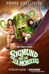 Sigmund and the Sea Monsters - Poster