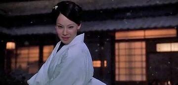 O-Ren Ishii in Kill Bill: Vol. 1
