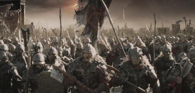 Crowdfunding Orks Wollen Bau Von Echtem Minas Tirith Zerstören