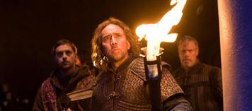 Nicolas Cage in Der letzte Tempelritter