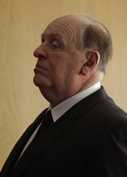 Anthony Hopkins als Hitchcock