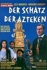 Der Schatz der Azteken - Poster