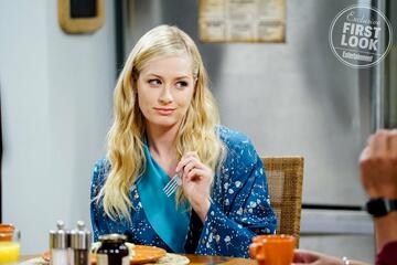 Beth Behrs in The Big Bang Theory