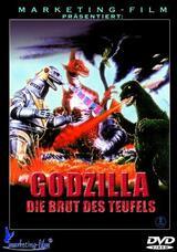 Godzilla - Die Brut des Teufels - Poster