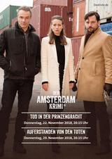 Der Amsterdam-Krimi: Tod in der Prinzengracht - Poster